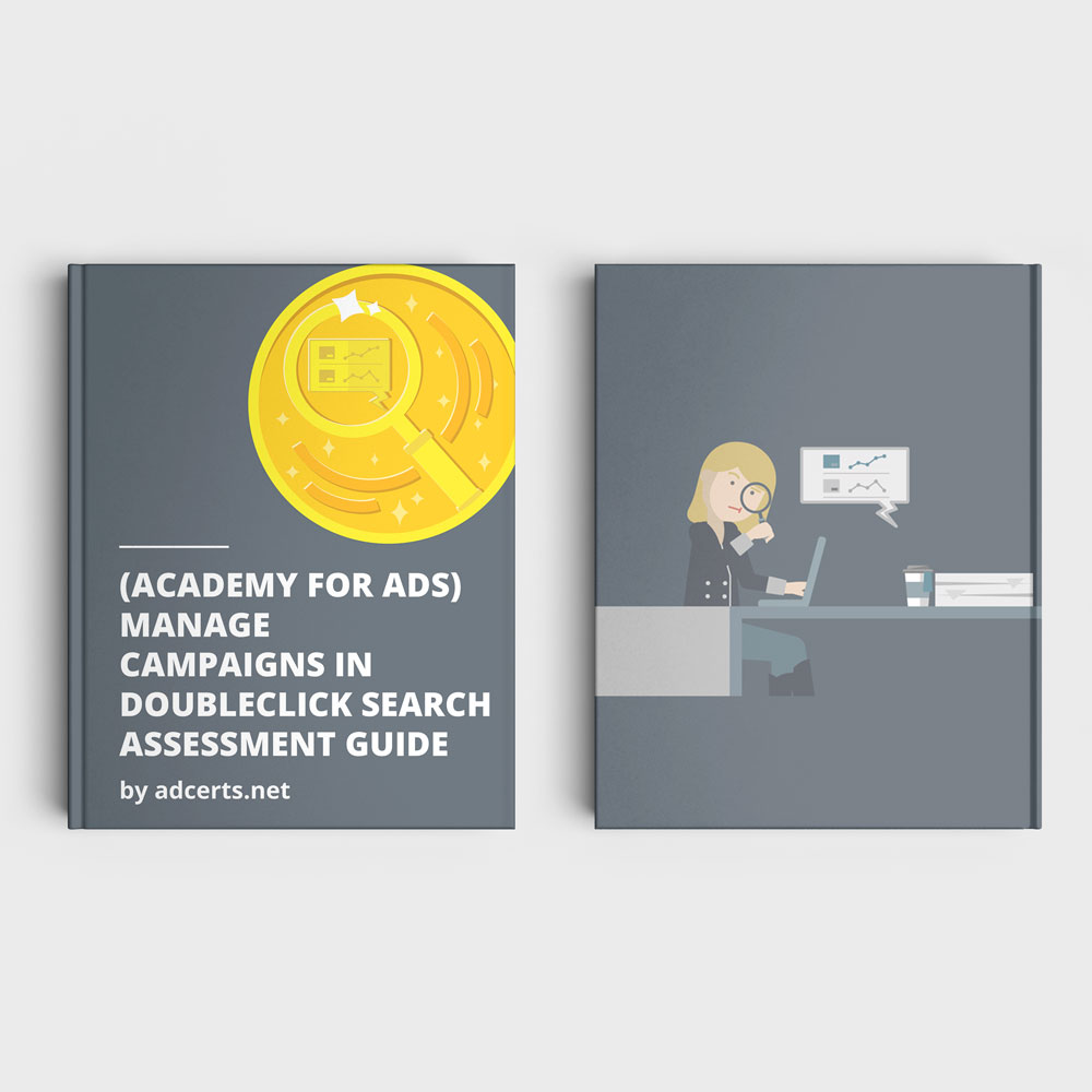 Academy for Ads - Manage Campaigns in DoubleClick Search Assessment Answers by adcerts.net