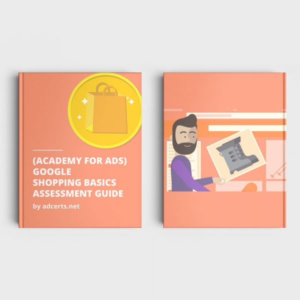 Academy for Ads - Google Shopping Basics Assessment Answers by adcerts.net