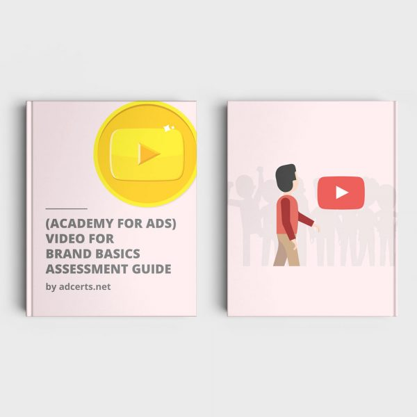 Academy for Ads - Video for Brand Basics Assessment Answers by adcerts.net