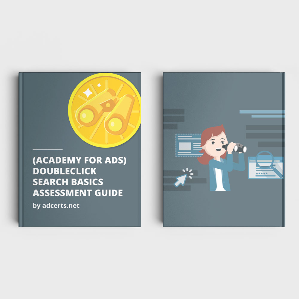 Academy for Ads - DoubleClick Search Basics Assessment Answers by adcerts.net