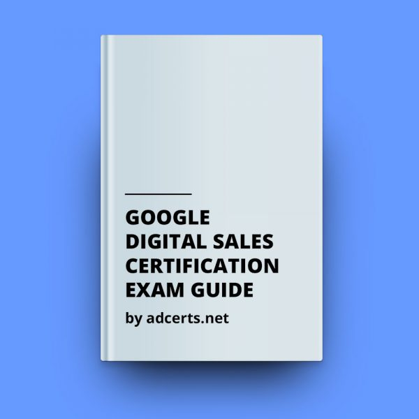 Google Digital Sales Exam Answers