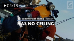 Careers in the Commercial Diving and Underwater Industry (Spanish Subtitles)