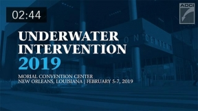 Join Us at Underwater Intervention 2019