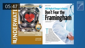 The Framingham Risk Score's Role in ADCI Medical Screening