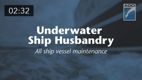 Underwater Ship Husbandry