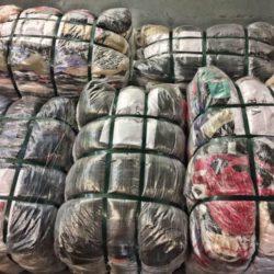 Сэконд-хэнд, сорт В, 32 тонны УЖЕ готовы для погрузки и отправки к вам из Лондона