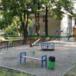 Детская площадка от производителя ( общий план)