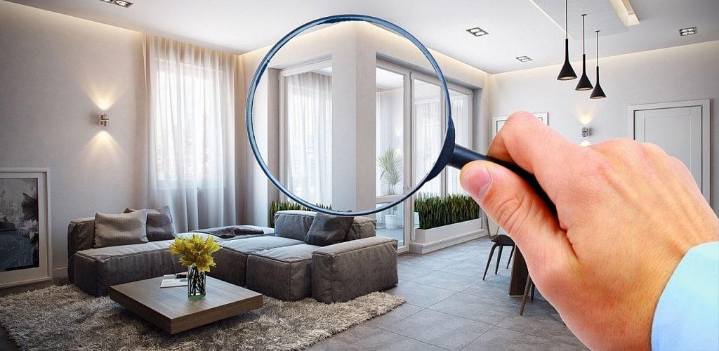 как снять квартиру - смотрины