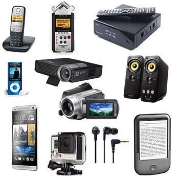 малогабаритные устройства и электроприборы