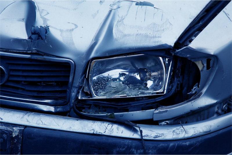 Был ли автомобиль когда-либо участником аварии