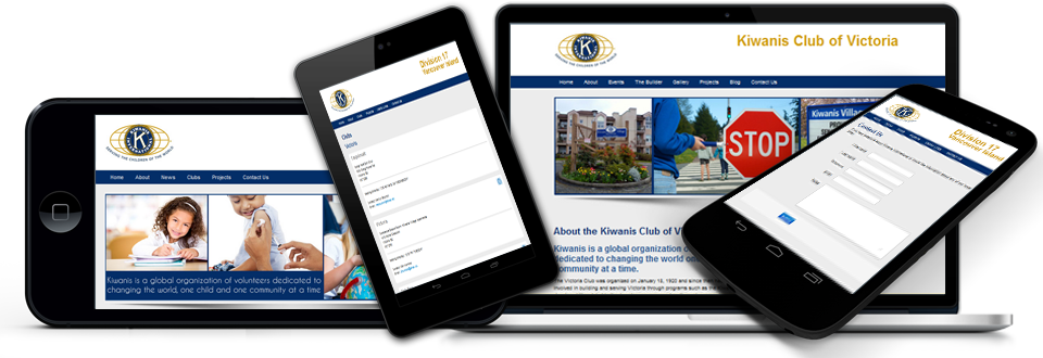 Kiwanis Websites - Club and Division Websites - Adedia