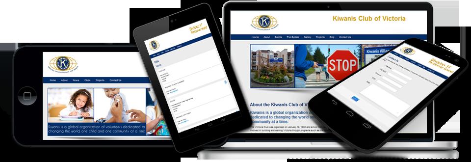 Kiwanis Websites - Club and Division Websites - Adedia