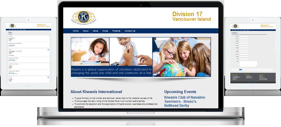 Club Websites - Adedia - Kiwanis