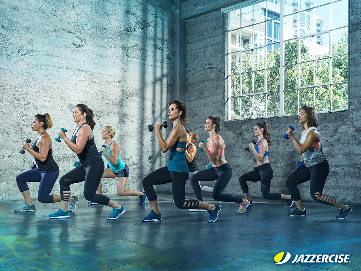 Find a Jazzercise class