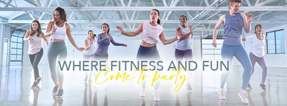 Come and Jazzercise with us.