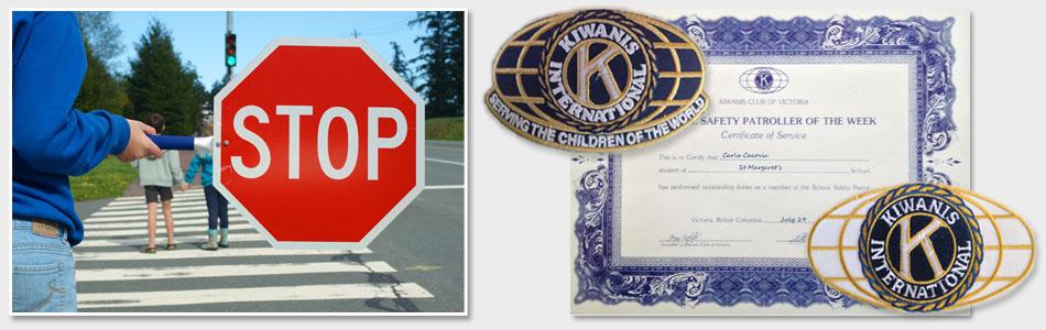 Kiwanis Victoria School Patrol Program