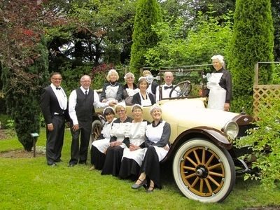 Downton Abbey comes to Courtenay