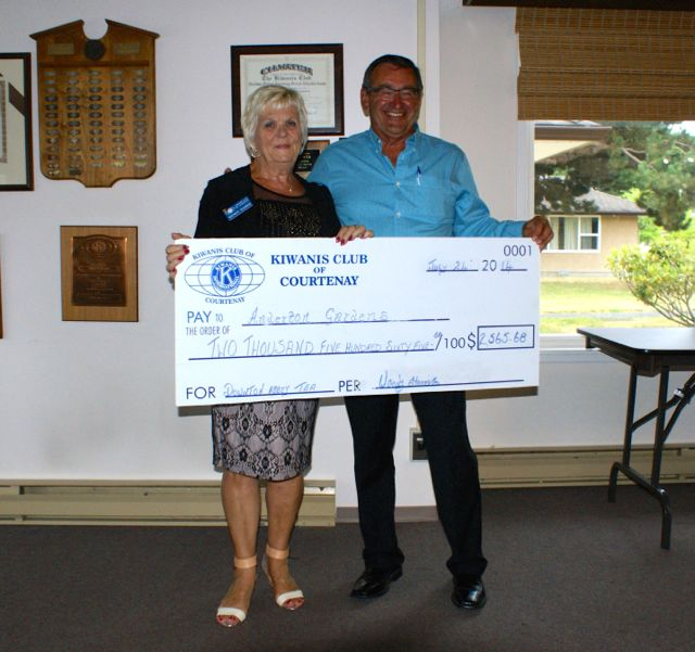 Kiwanis Club of Courtenay