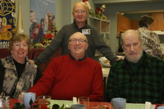 Kiwanis friends from Port Angeles