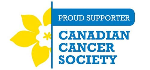 Victoria Roofing proudly supports to the Canadian Cancer Society