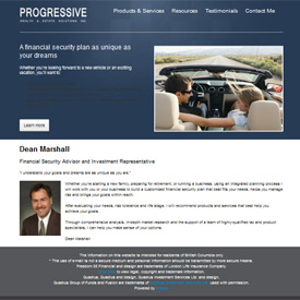 Dean Marshall - Progressive Wealth - Vancouver, Langley, Surrey