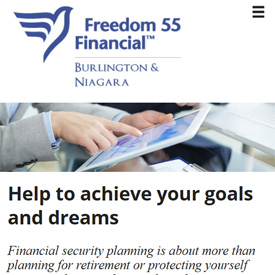 Toronto Northwest Freedom 55 Financial