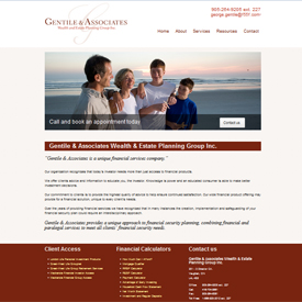 George Gentile - Gentile Financial - Toronto ON