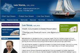 Les Voros - Voros Financial - Vancouver BC