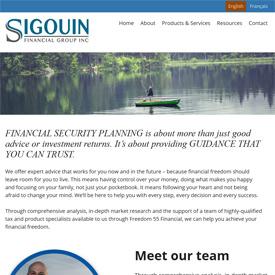 Sigouin Financial - Hearst, Ontario