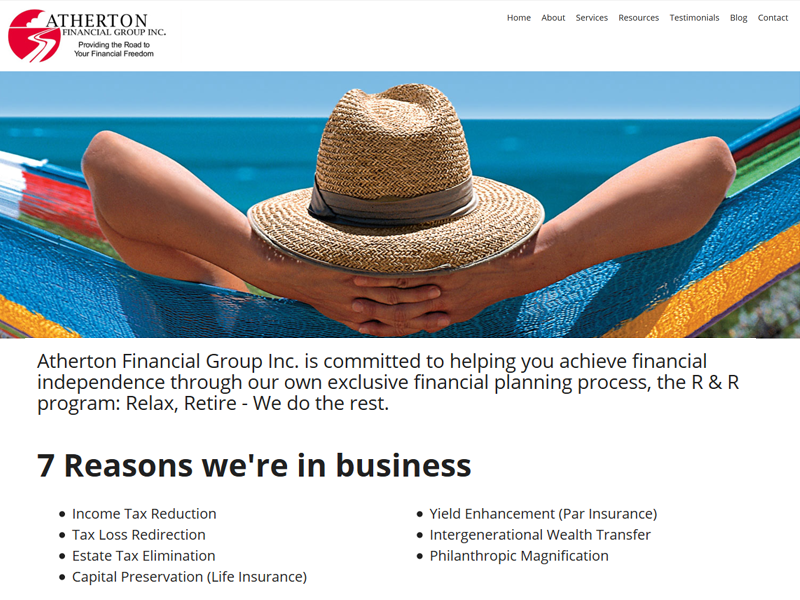 Atherton Financial Group