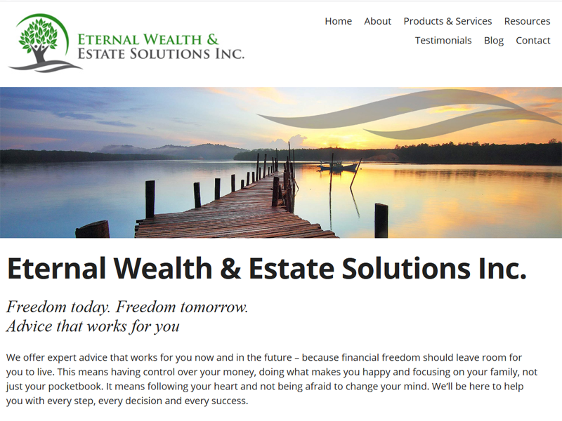 Eternal Wealth - Calgary