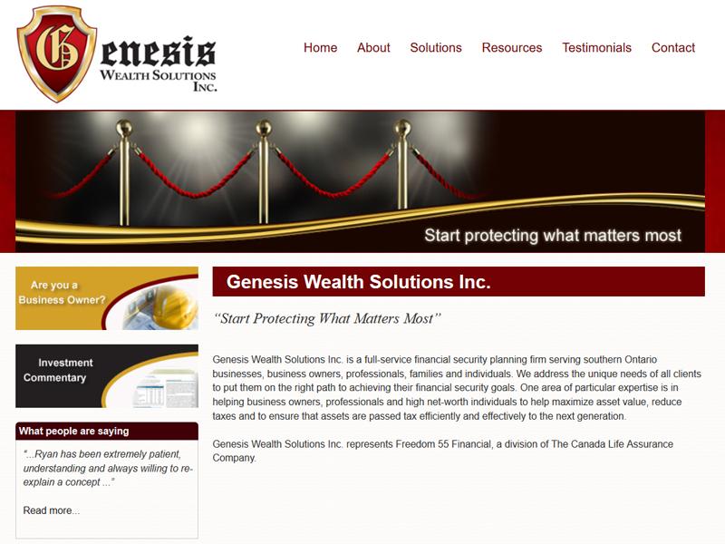 Genesis Wealth