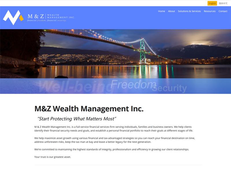 MZWealth - Vancouver