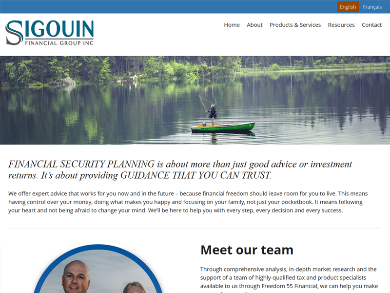 Sigouin Financial
