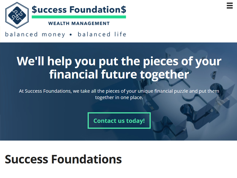 Bill Clunas - Success Foundations - London ON