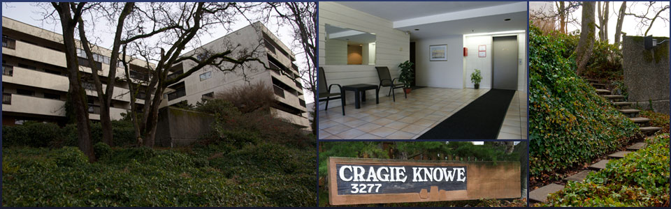Cragie Knowe - Strata Website - Victoria BC