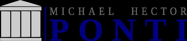 Michael Hector Ponti logo