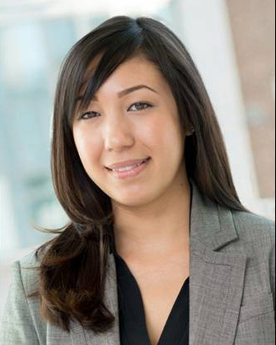 Amber Lau, Training Manager, Ottawa ON