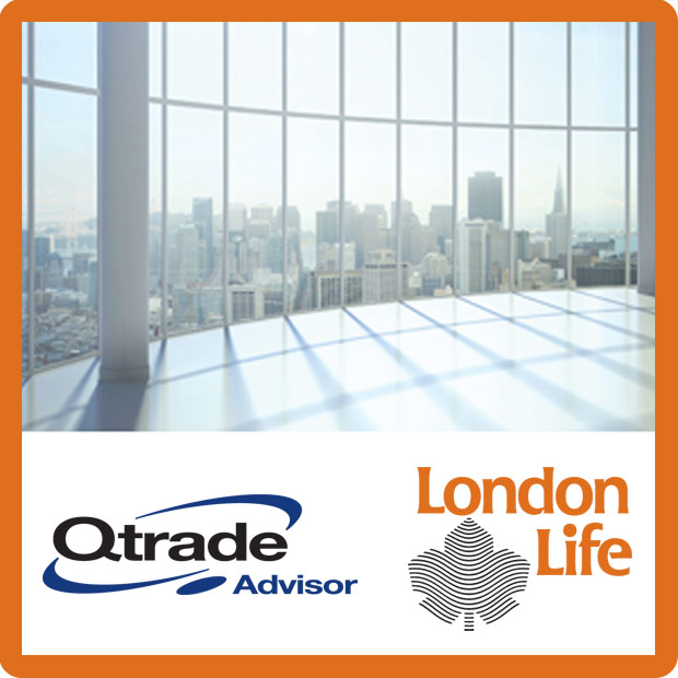 Qtrade in alliance with London Life