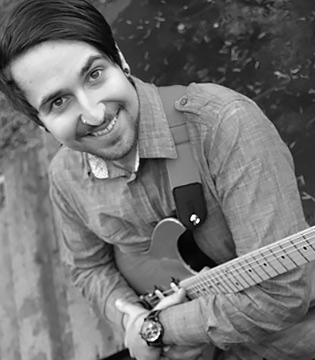 Meet Gabe Pietrzak, Guitar instructor at South Island Studio