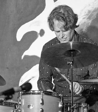 Meet Jon Miller, drum instructor at South Island Studio
