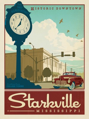 American College Towns: Starkville, MS