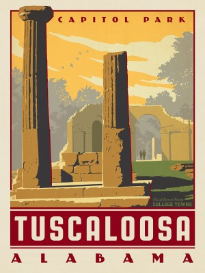 American College Towns: Tuscaloosa, AL