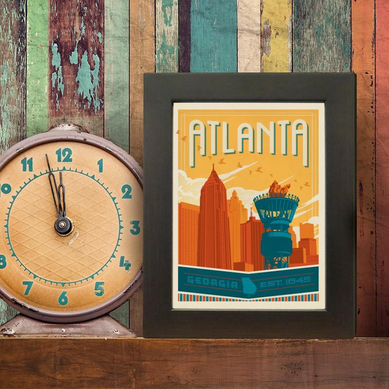 Anderson Design Group American Travel Atlanta GA Downtown