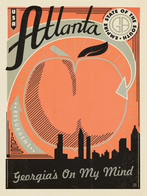 Atlanta: Print Shop