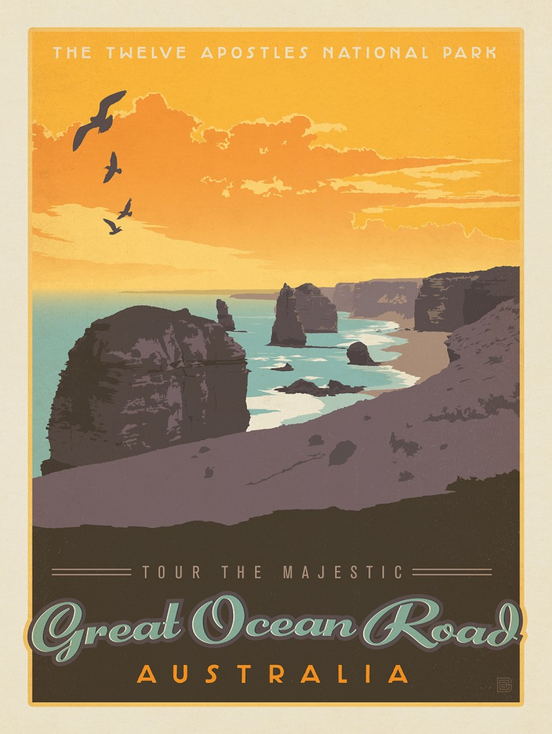 Australia: Great Ocean Road