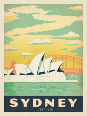 Australia: Sydney Harbor