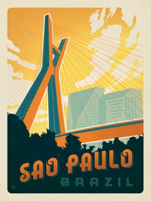 Brazil: Sao Paulo