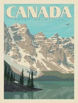 Canada: Canadian Rockies