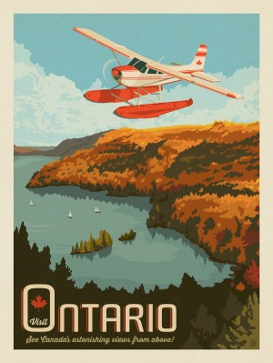Canada: Ontario by Air